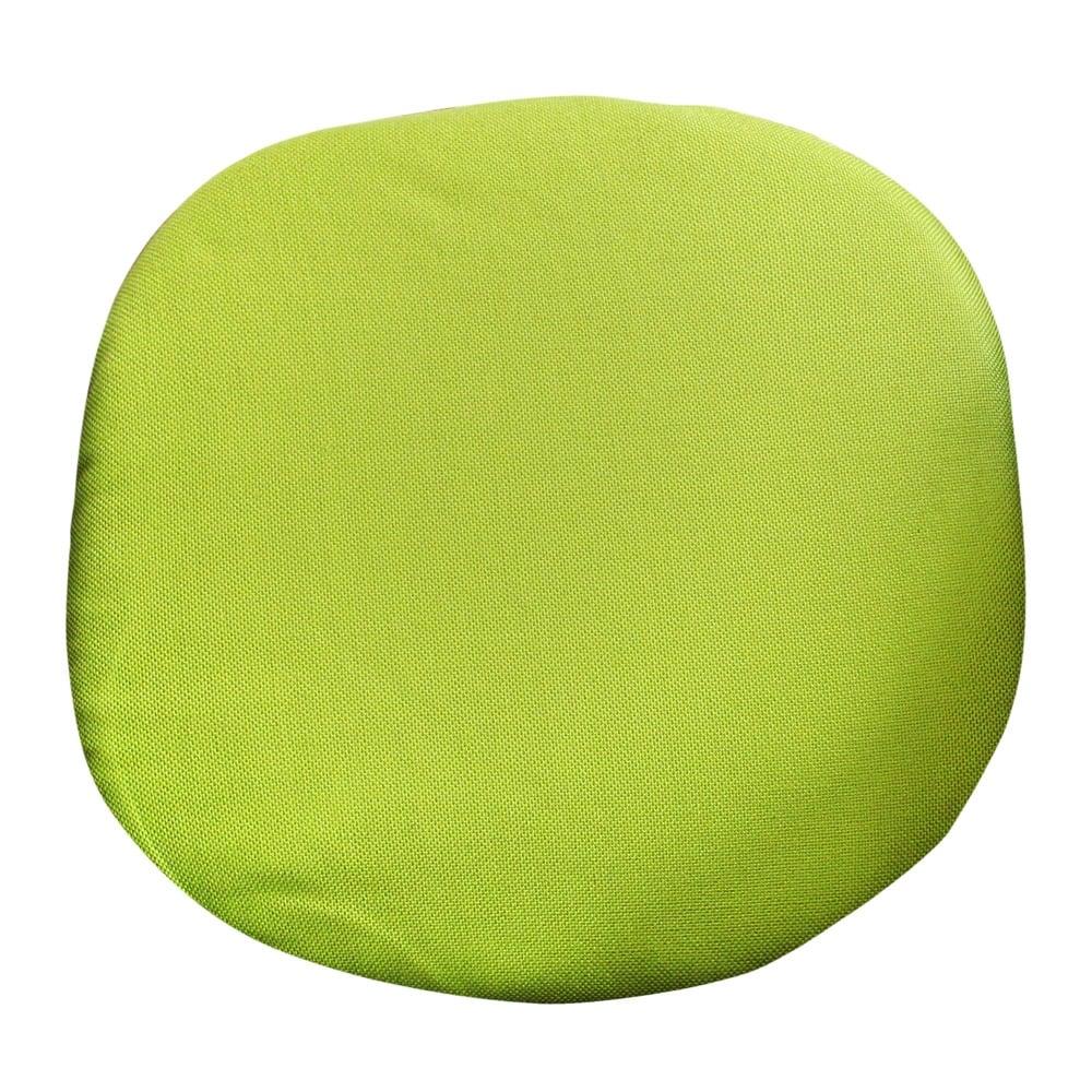 Green Tulip Side Chair Cushion
