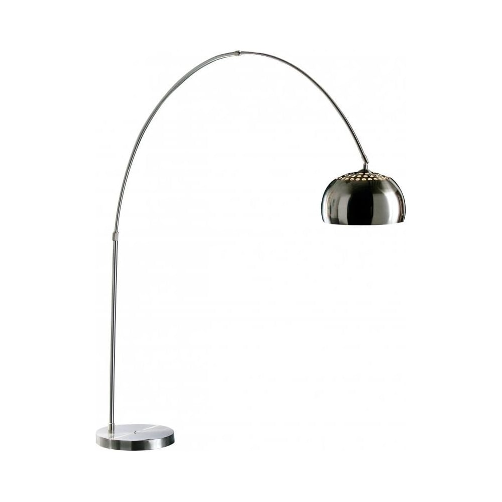 Buy extra large arched lamp buy chrome arc floor for Tribeca large floor lamp
