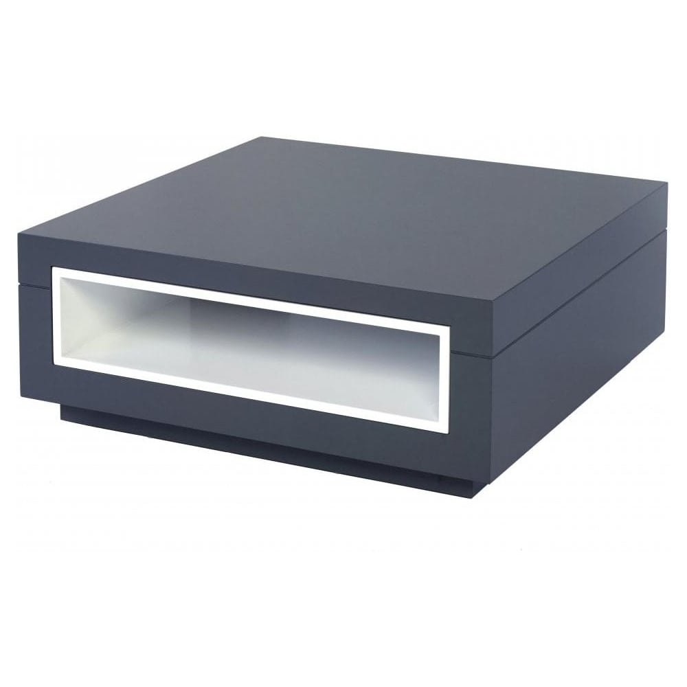 Buy Gillmore Space Grey Contemporary Coffee Table From Fusion Living