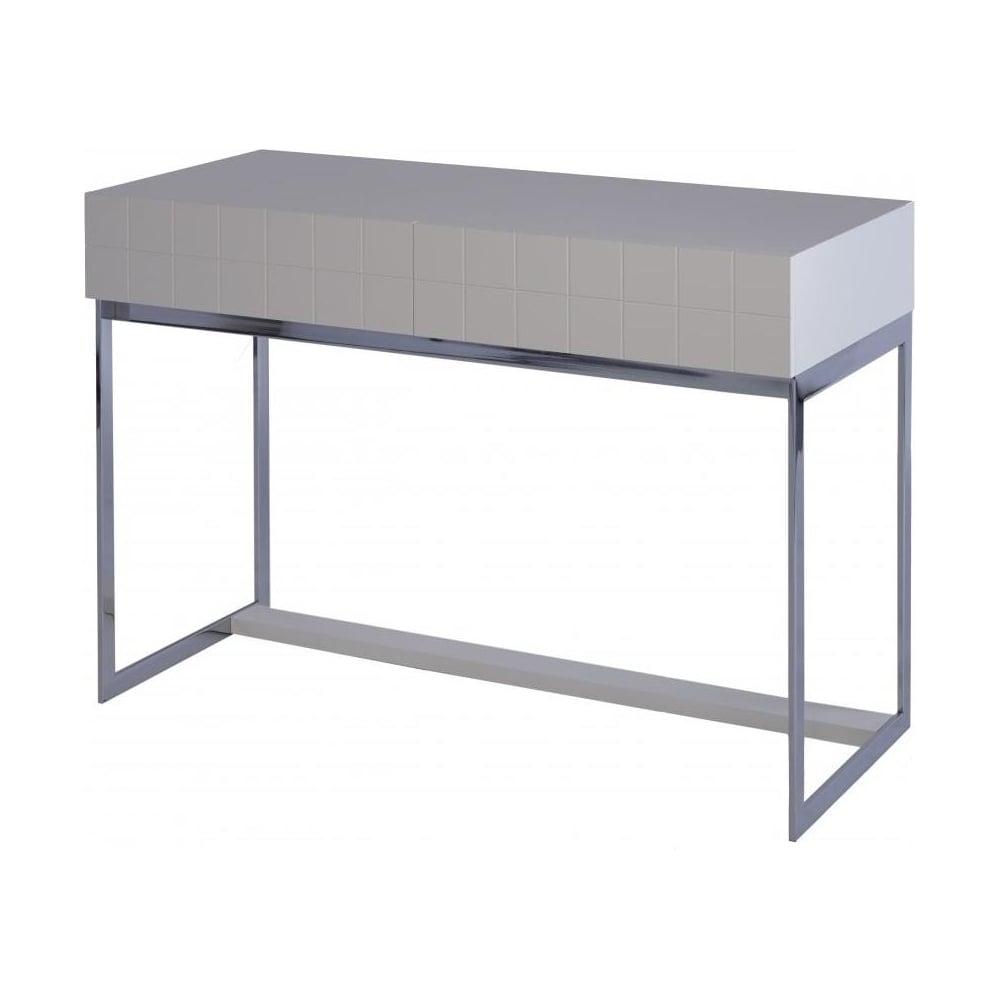 Wondrous Matt White Console Table Spiritservingveterans Wood Chair Design Ideas Spiritservingveteransorg