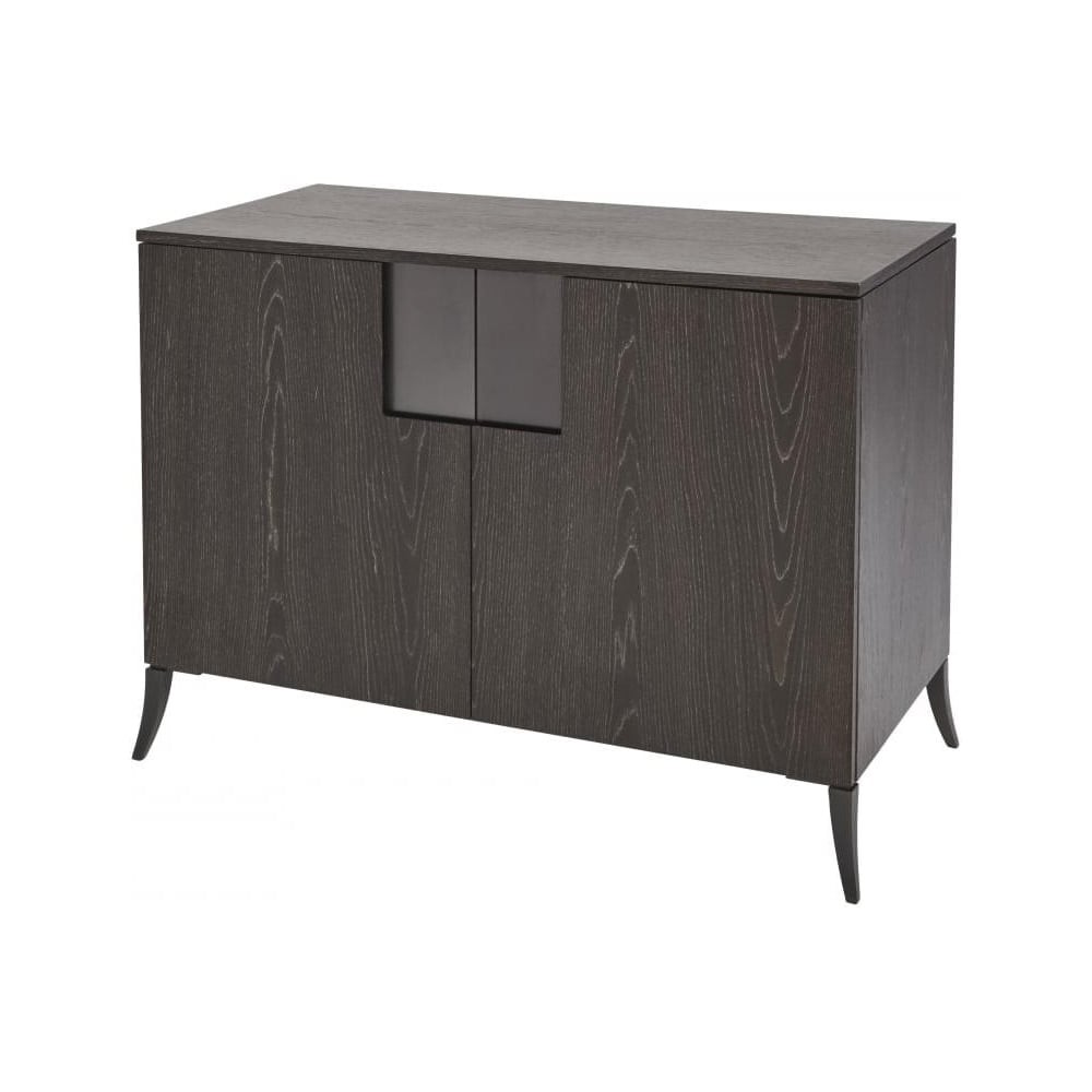 Buy Small Sideboard In Dark Charcoal Gun Metal Legs At Fusion Living