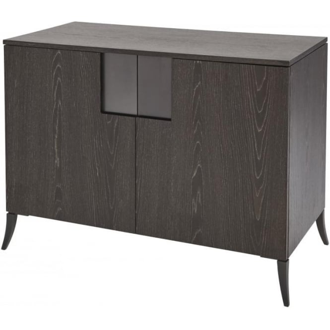 Buy small sideboard in dark charcoal gun metal legs at fusion living - Small space furniture uk pict ...