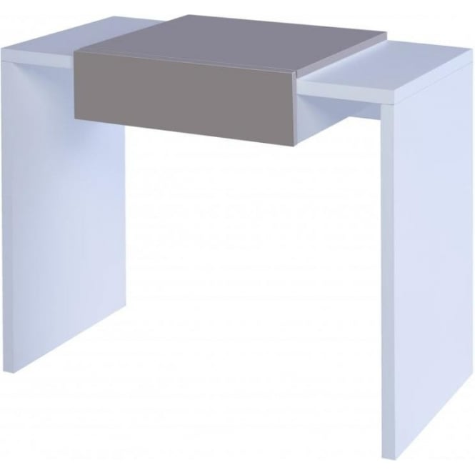 Buy Gillmore Space White And Stone Small Console From