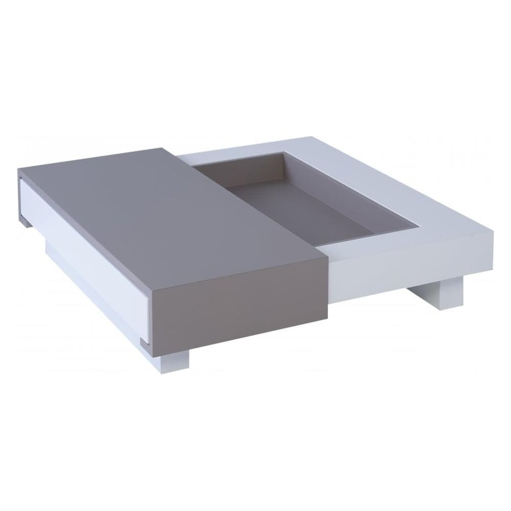 Buy Gillmore Space White Square Coffee Table From Fusion Living