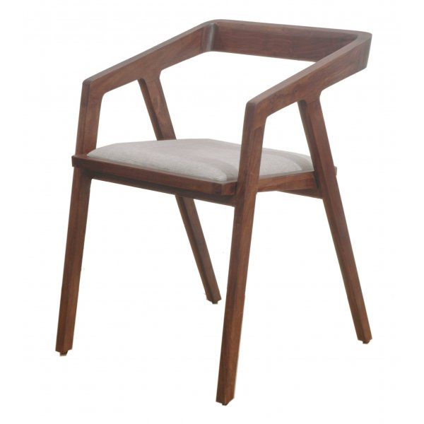 Retro Dining Room Chairs: Buy Dark Wood Retro Dining Chair
