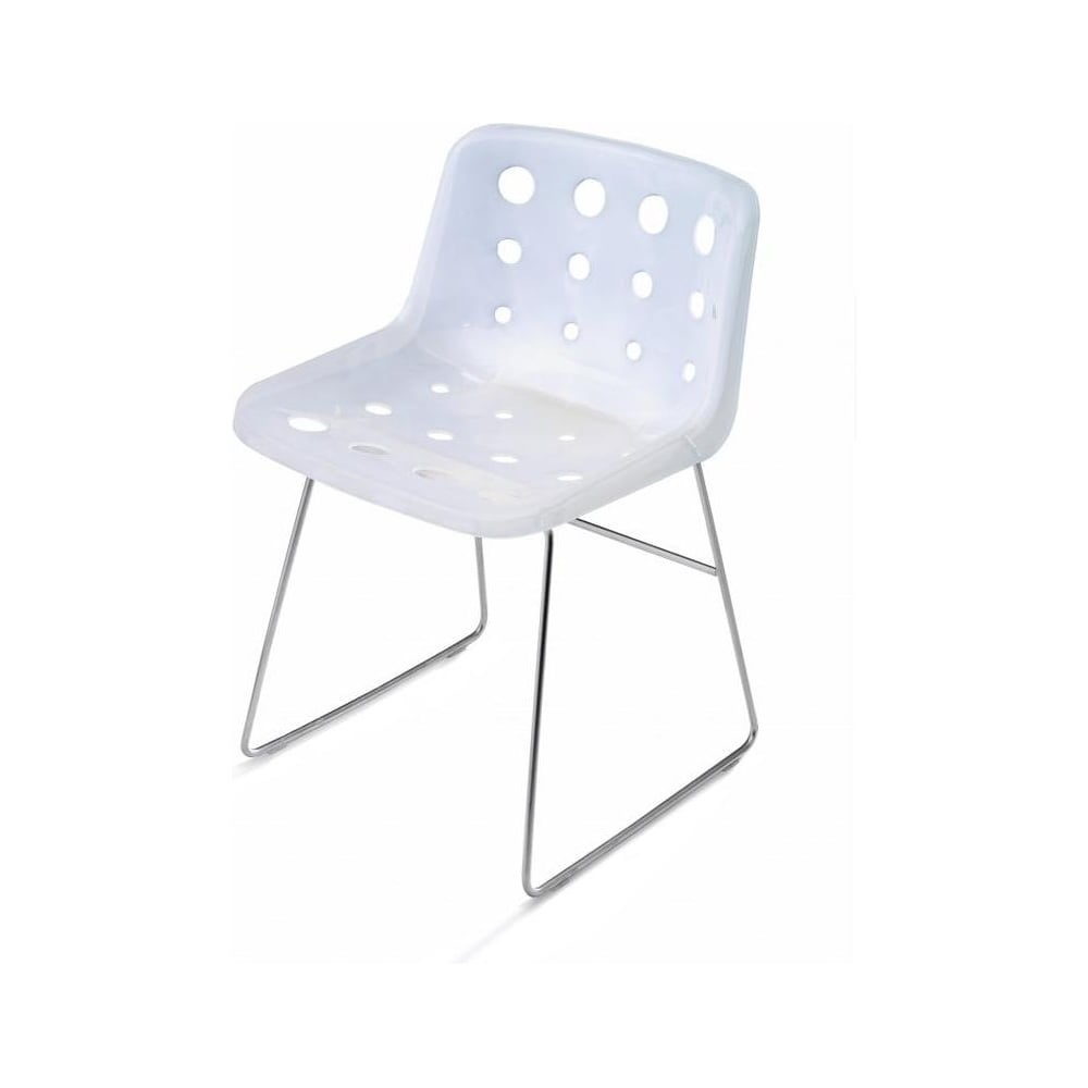 buy semi transparent robin day polo chair skid polo chair online